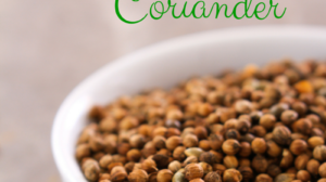 Essential Oil Spotlight: Coriander
